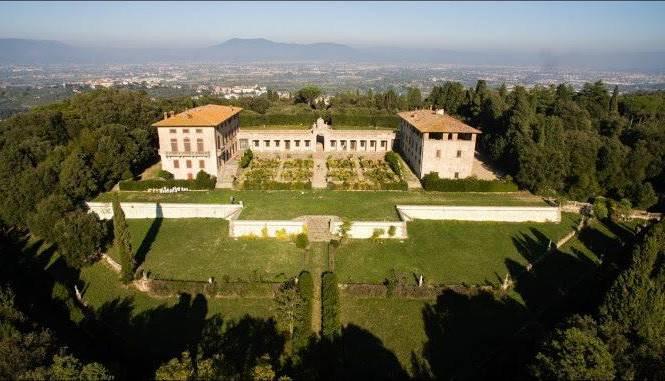 Cena degli Auguri 2018 a Villa Caruso