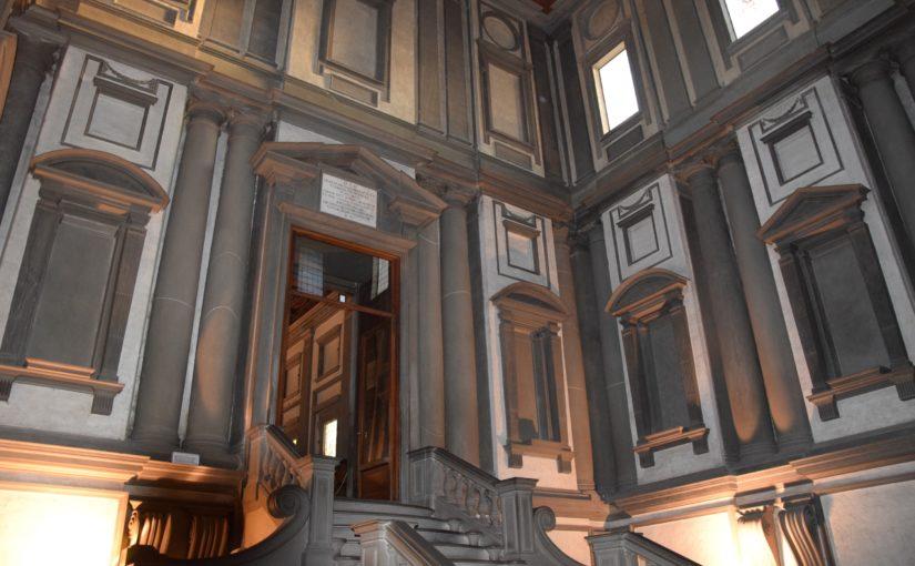 Visita alla Biblioteca Medicea Laurenziana